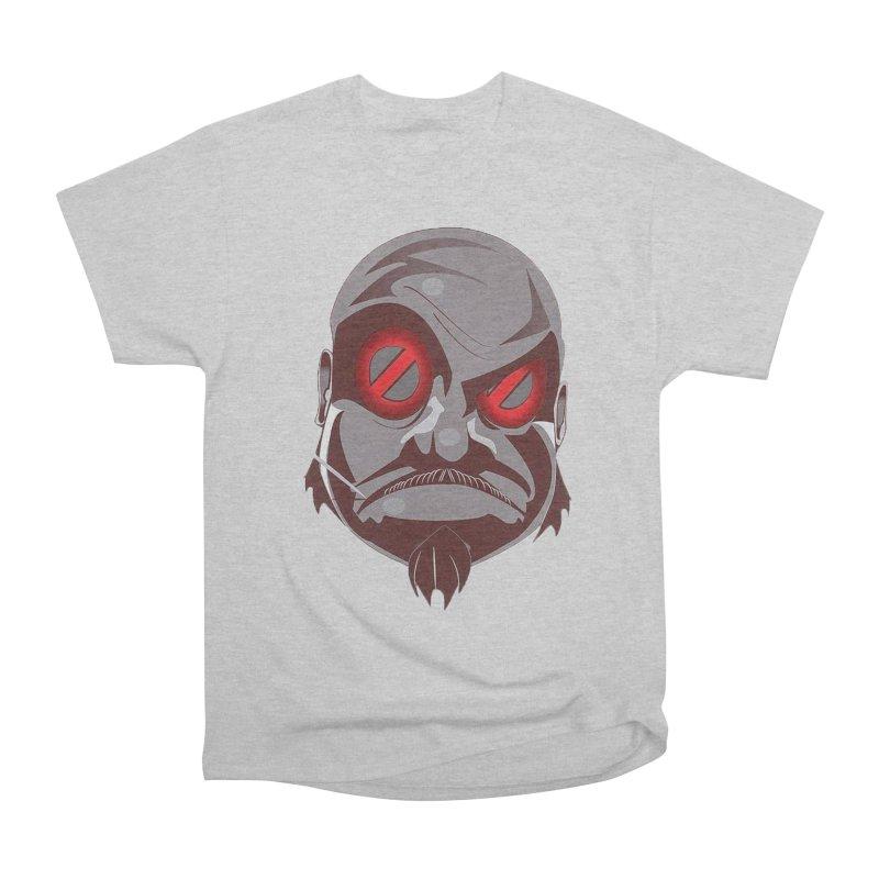 BIGFACE Men's T-Shirt by BIGHAND-NO's Artist Shop