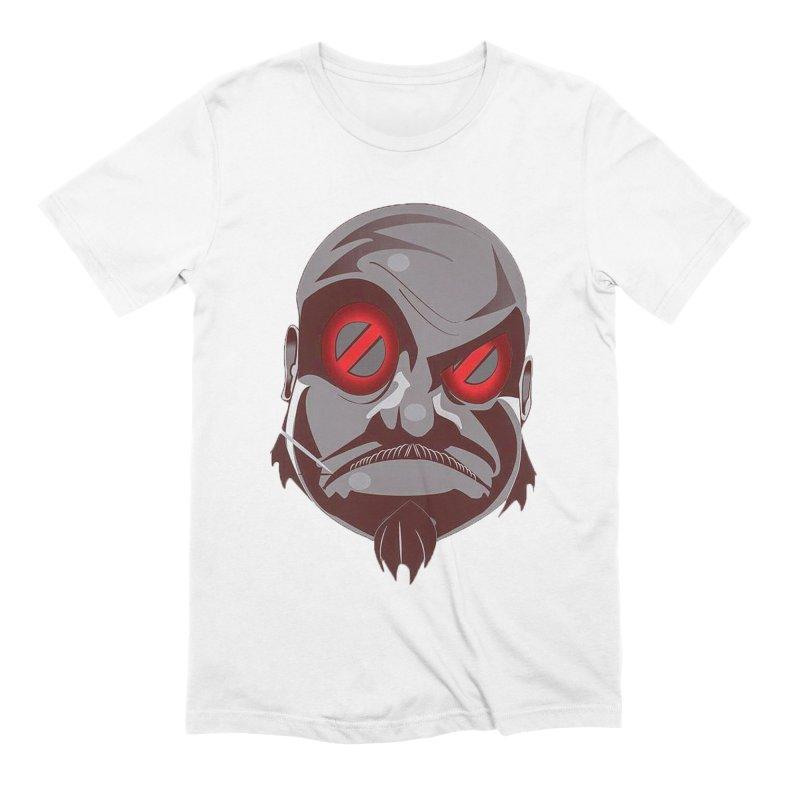 BIGFACE Men's Extra Soft T-Shirt by BIGHAND-NO's Artist Shop