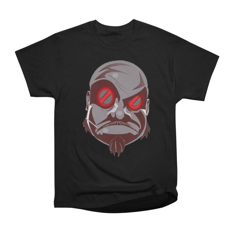 BIGFACE Men's Heavyweight T-Shirt by BIGHAND-NO's Artist Shop