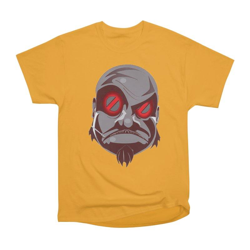 BIGFACE Women's Heavyweight Unisex T-Shirt by BIGHAND-NO's Artist Shop