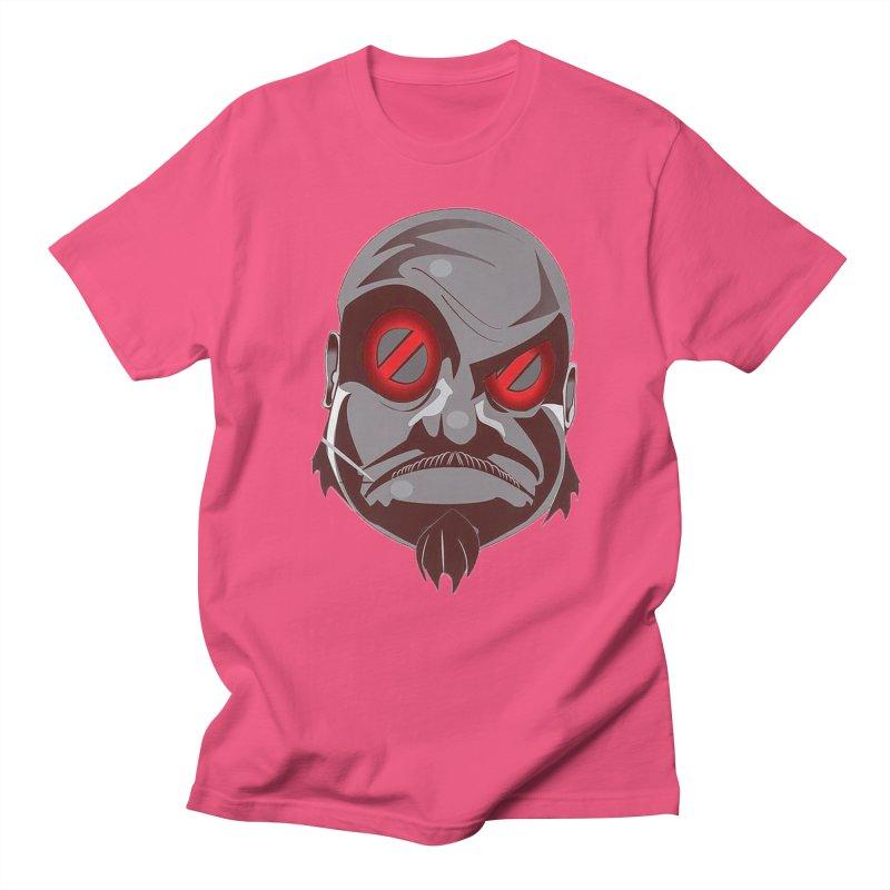 BIGFACE Men's Regular T-Shirt by BIGHAND-NO's Artist Shop