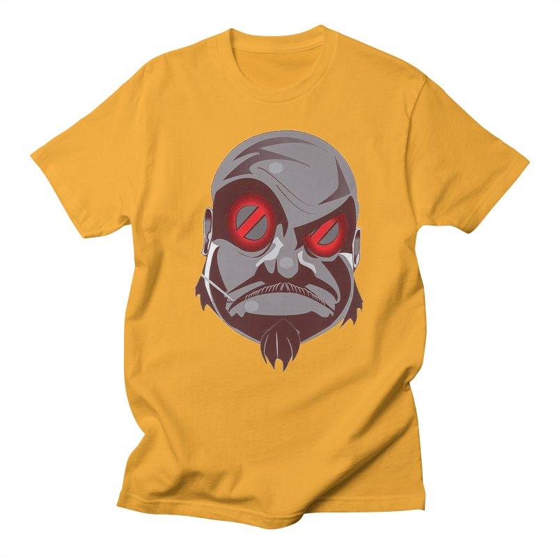 BIGFACE Women's Regular Unisex T-Shirt by BIGHAND-NO's Artist Shop