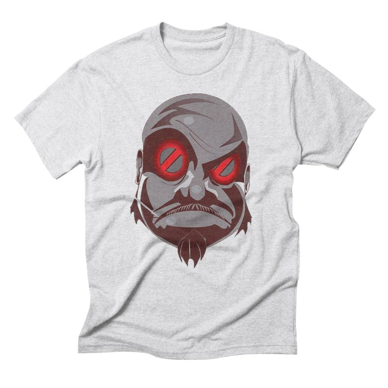 BIGFACE Men's T-Shirt by BIGHAND-NO's Artist Shop