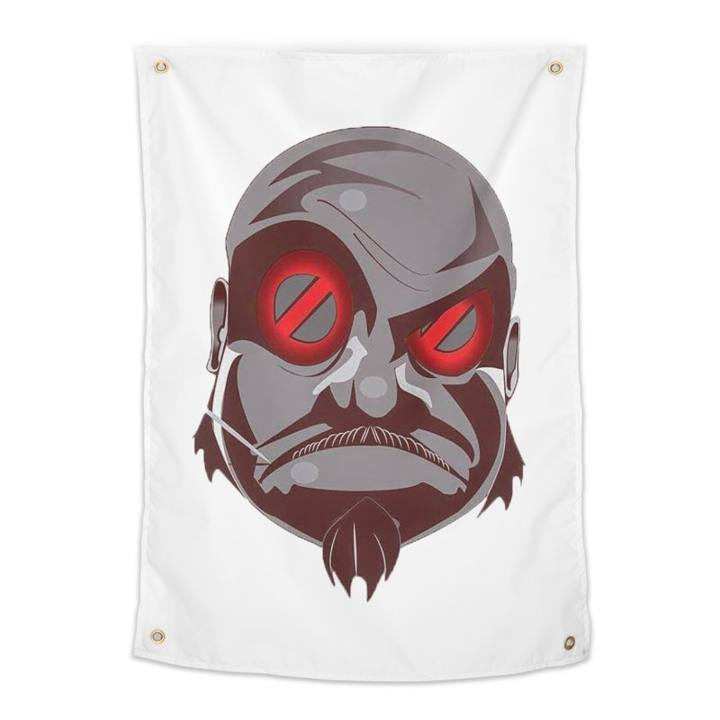 BIGFACE Home Tapestry by BIGHAND-NO's Artist Shop