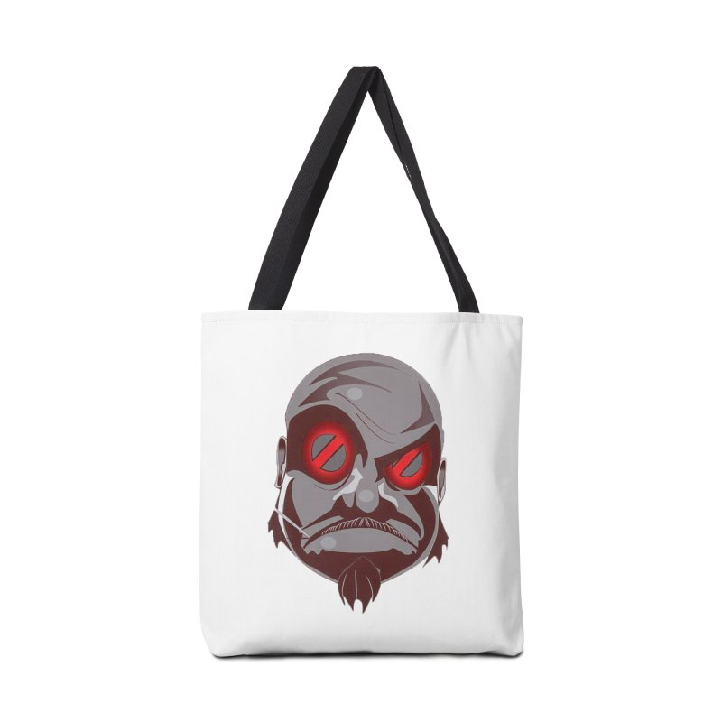 BIGFACE Accessories Bag by BIGHAND-NO's Artist Shop