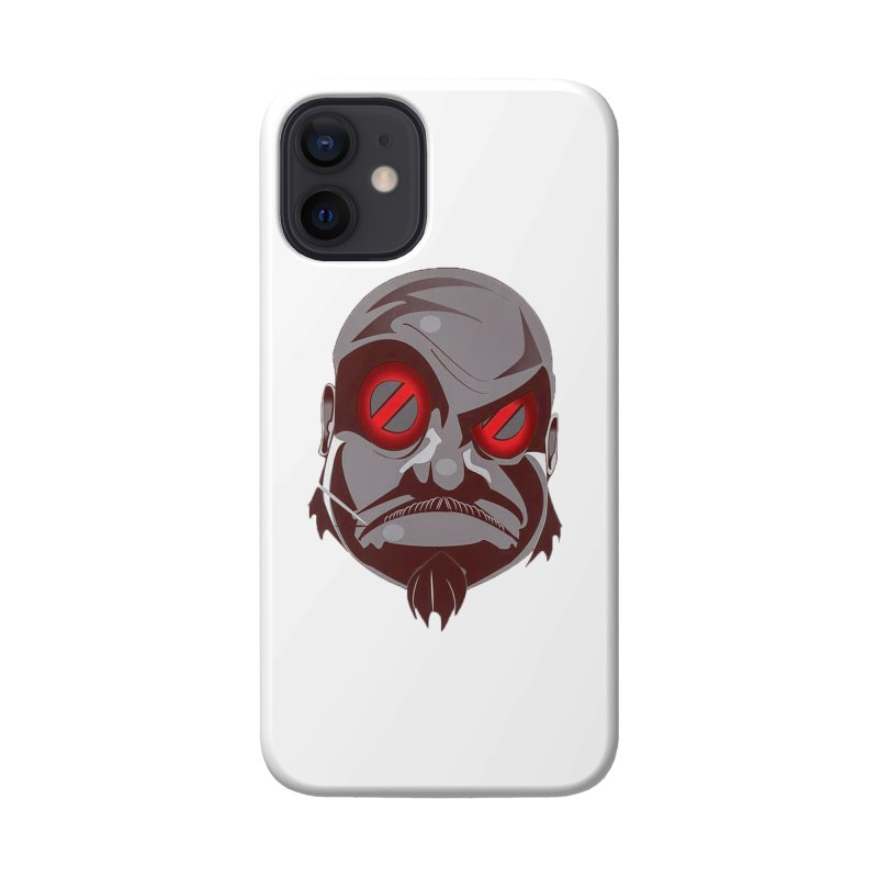 BIGFACE Accessories Phone Case by BIGHAND-NO's Artist Shop