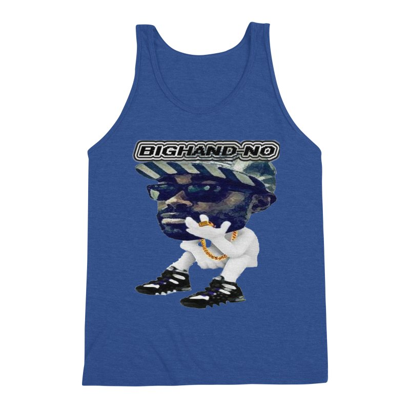 BIGHAND CHARACTER Men's Tank by BIGHAND-NO's Artist Shop
