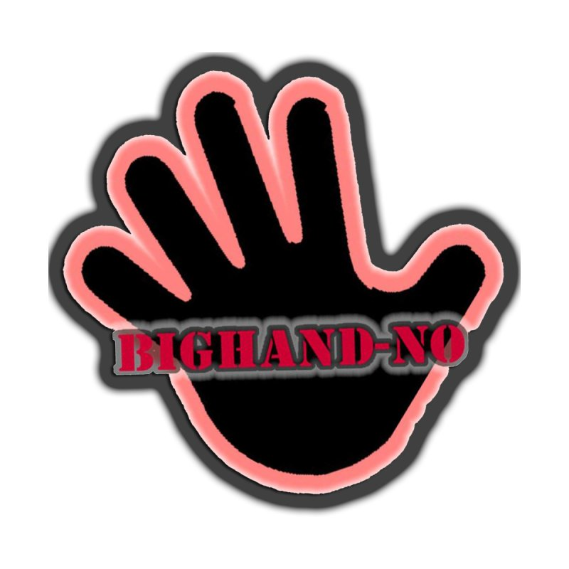 BIGHAND SMACK Kids T-Shirt by BIGHAND-NO's Artist Shop