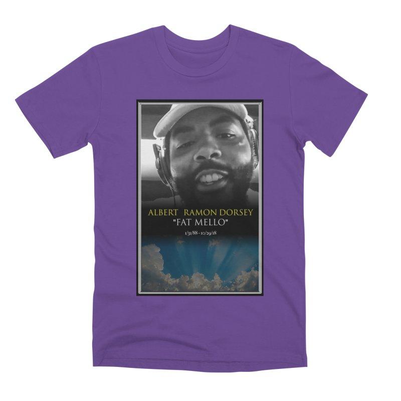 R.I.P. FAT MELLO Men's Premium T-Shirt by BIGHAND-NO's Artist Shop