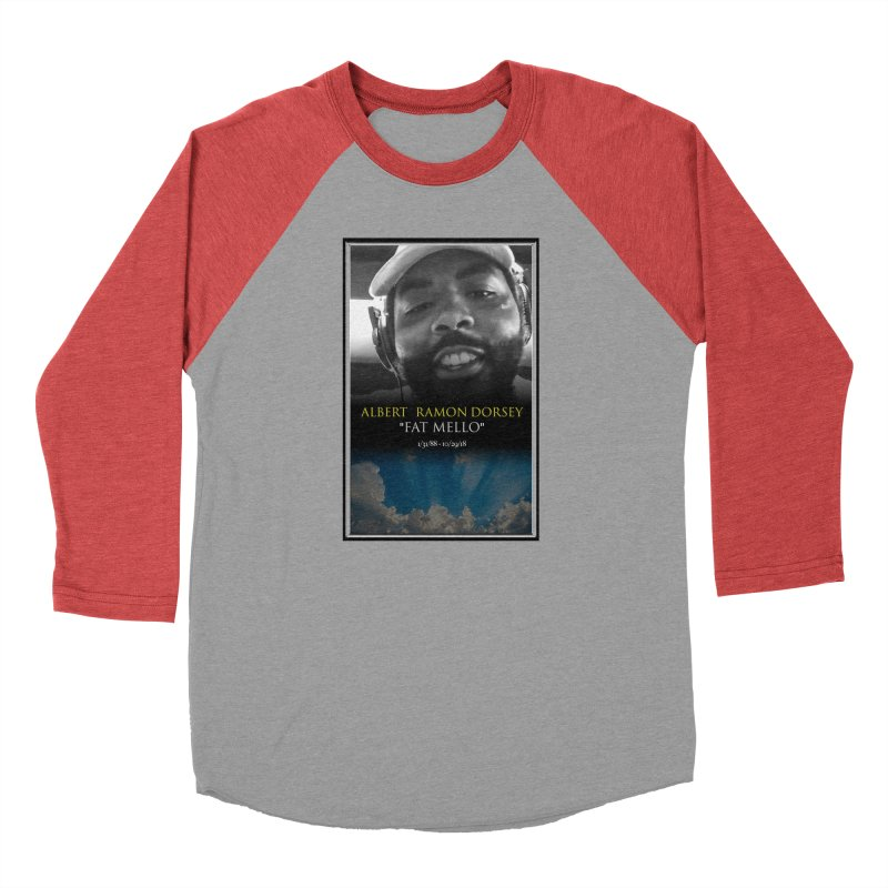 R.I.P. FAT MELLO Men's Longsleeve T-Shirt by BIGHAND-NO's Artist Shop
