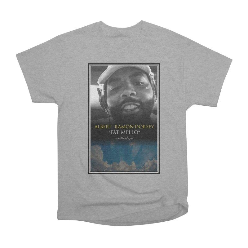 R.I.P. FAT MELLO Men's Heavyweight T-Shirt by BIGHAND-NO's Artist Shop