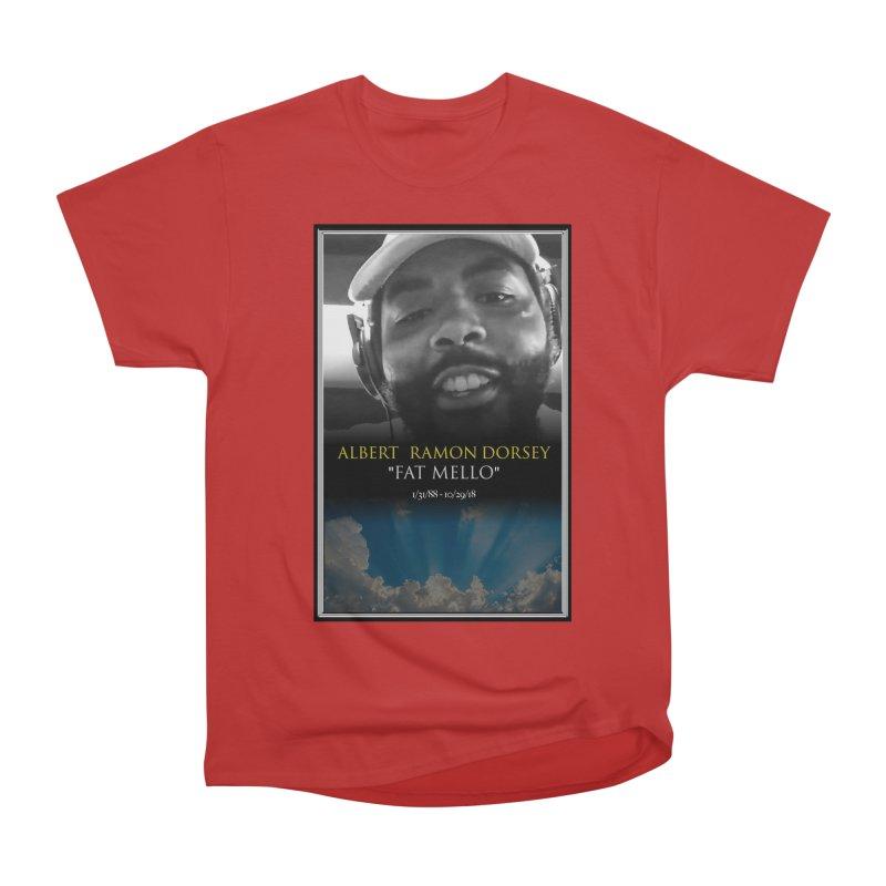 R.I.P. FAT MELLO Women's Heavyweight Unisex T-Shirt by BIGHAND-NO's Artist Shop