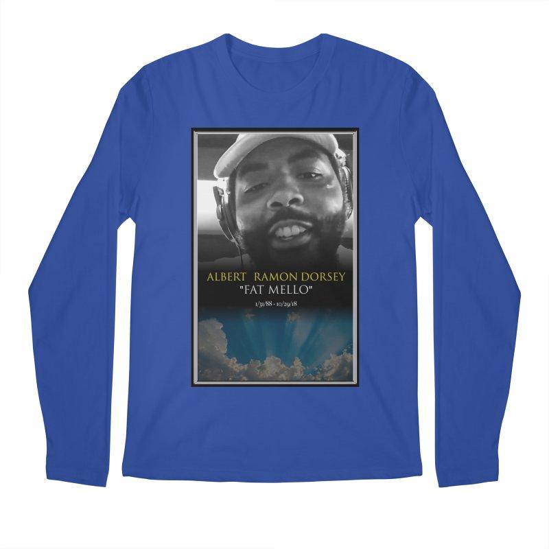 R.I.P. FAT MELLO Men's Regular Longsleeve T-Shirt by BIGHAND-NO's Artist Shop