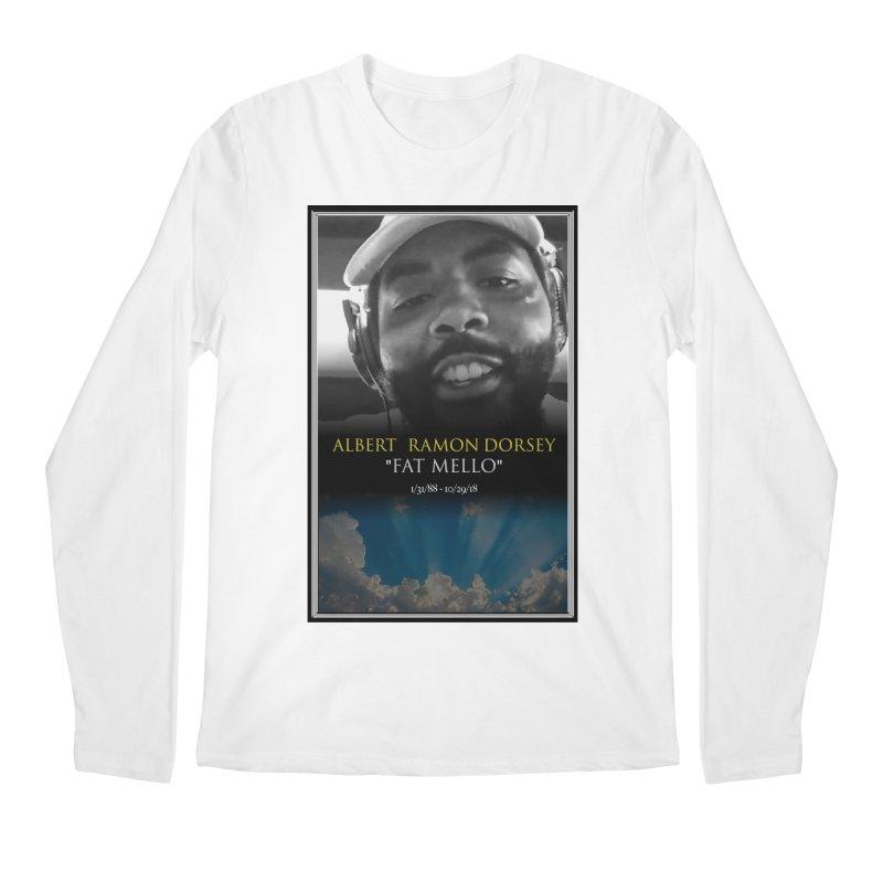 R.I.P. FAT MELLO Men's Longsleeve T-Shirt by BIGHAND-NO's Artist Shop