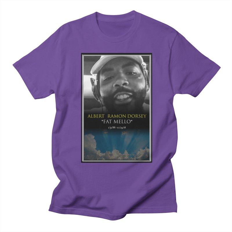 R.I.P. FAT MELLO Women's Regular Unisex T-Shirt by BIGHAND-NO's Artist Shop