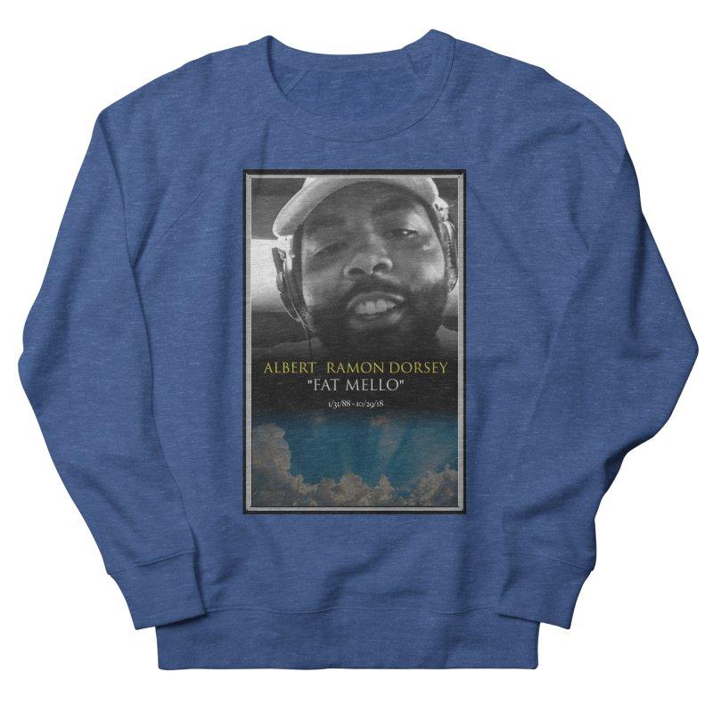 R.I.P. FAT MELLO Men's Sweatshirt by BIGHAND-NO's Artist Shop