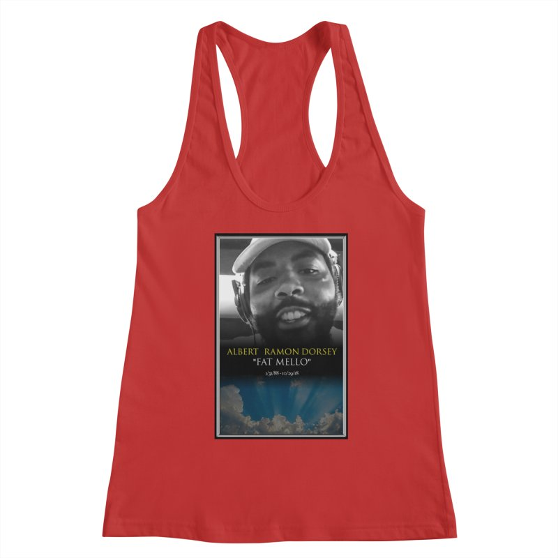 R.I.P. FAT MELLO Women's Tank by BIGHAND-NO's Artist Shop