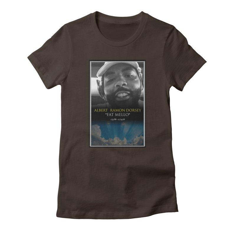 R.I.P. FAT MELLO Women's T-Shirt by BIGHAND-NO's Artist Shop