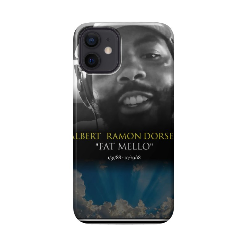 R.I.P. FAT MELLO Accessories Phone Case by BIGHAND-NO's Artist Shop