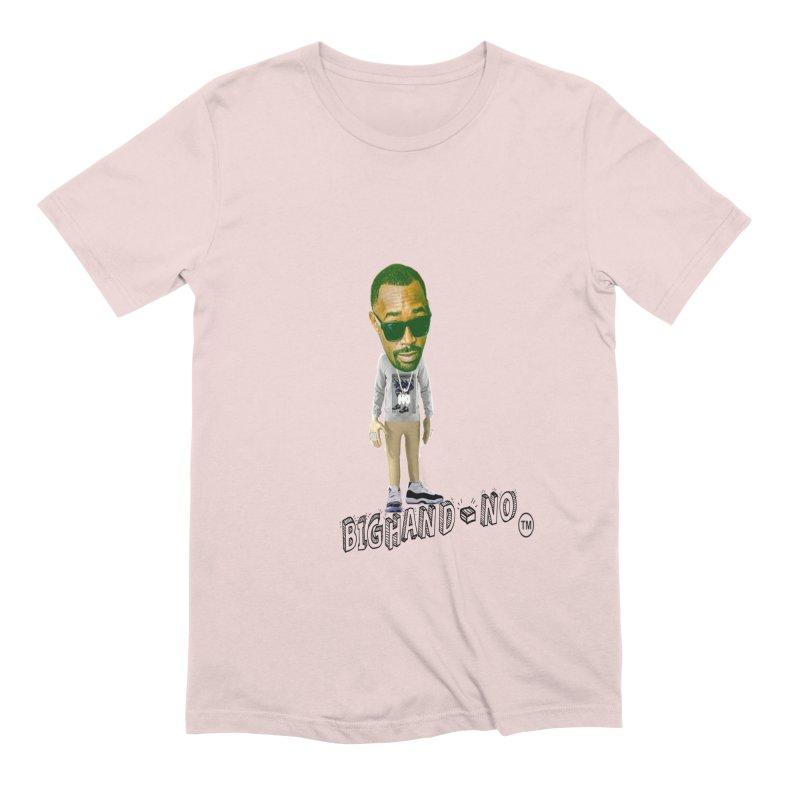 Unreleased Exclusive Cartoon Men's Extra Soft T-Shirt by BIGHAND-NO's Artist Shop