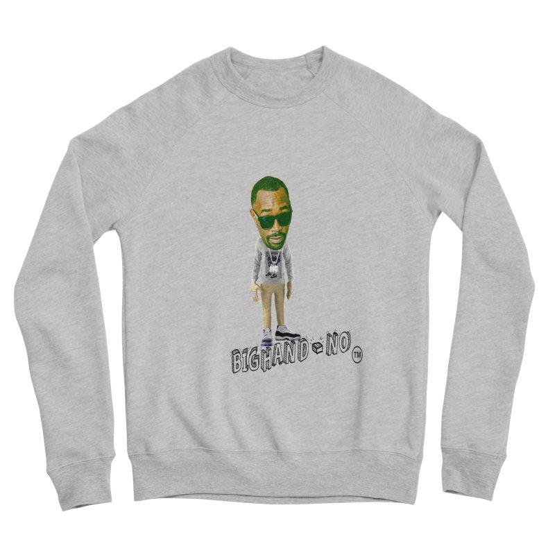 Unreleased Exclusive Cartoon Women's Sponge Fleece Sweatshirt by BIGHAND-NO's Artist Shop