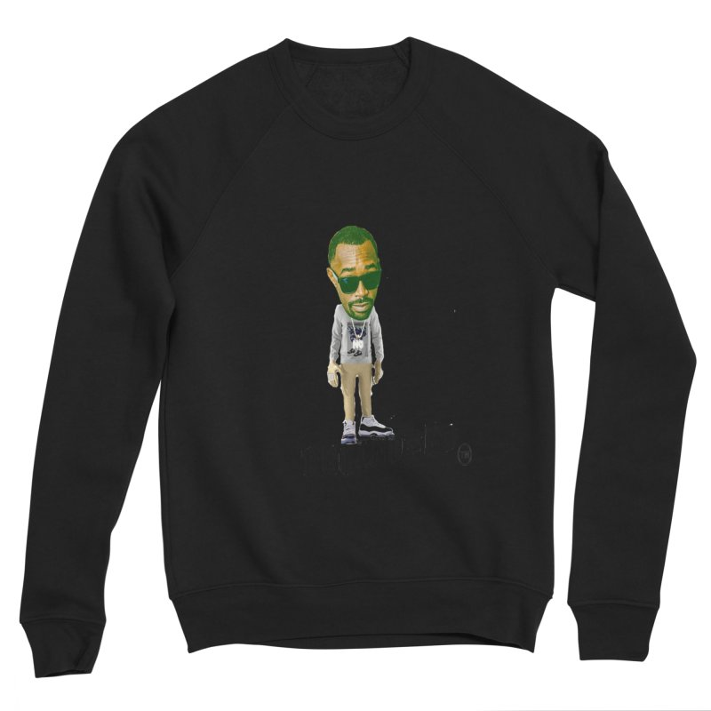 Unreleased Exclusive Cartoon Women's Sponge Fleece Sweatshirt by BIGHAND-NO's Artist Shop
