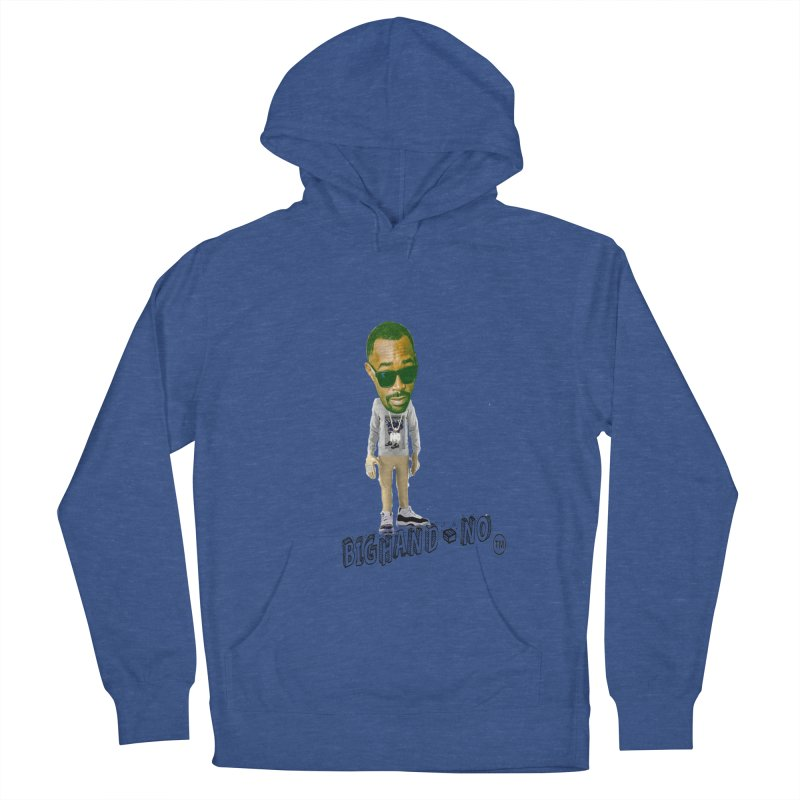 Unreleased Exclusive Cartoon Women's French Terry Pullover Hoody by BIGHAND-NO's Artist Shop