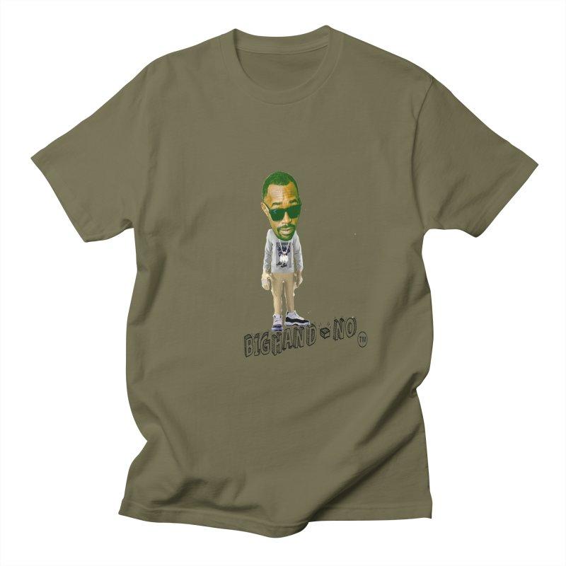 Unreleased Exclusive Cartoon Women's Regular Unisex T-Shirt by BIGHAND-NO's Artist Shop