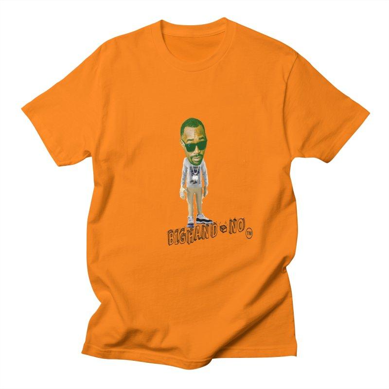 Unreleased Exclusive Cartoon Men's Regular T-Shirt by BIGHAND-NO's Artist Shop