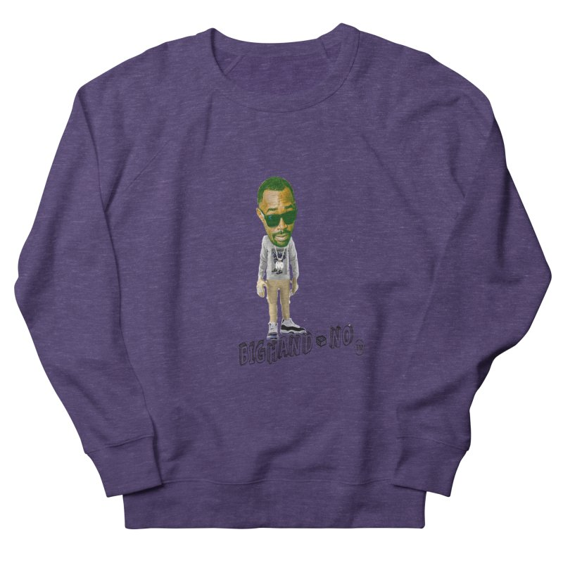 Unreleased Exclusive Cartoon Women's French Terry Sweatshirt by BIGHAND-NO's Artist Shop