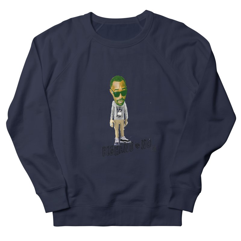 Unreleased Exclusive Cartoon Men's French Terry Sweatshirt by BIGHAND-NO's Artist Shop