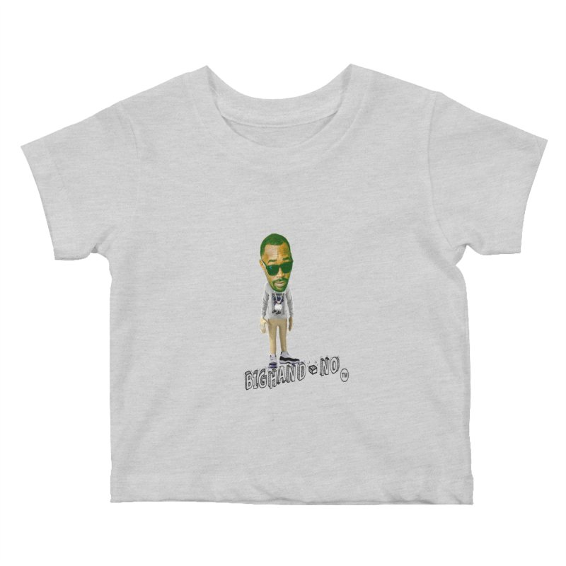 Unreleased Exclusive Cartoon Kids Baby T-Shirt by BIGHAND-NO's Artist Shop