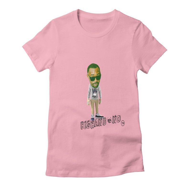 Unreleased Exclusive Cartoon Women's T-Shirt by BIGHAND-NO's Artist Shop