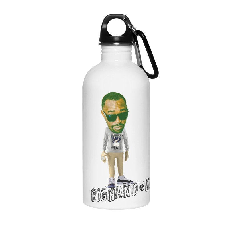 Unreleased Exclusive Cartoon Accessories Water Bottle by BIGHAND-NO's Artist Shop