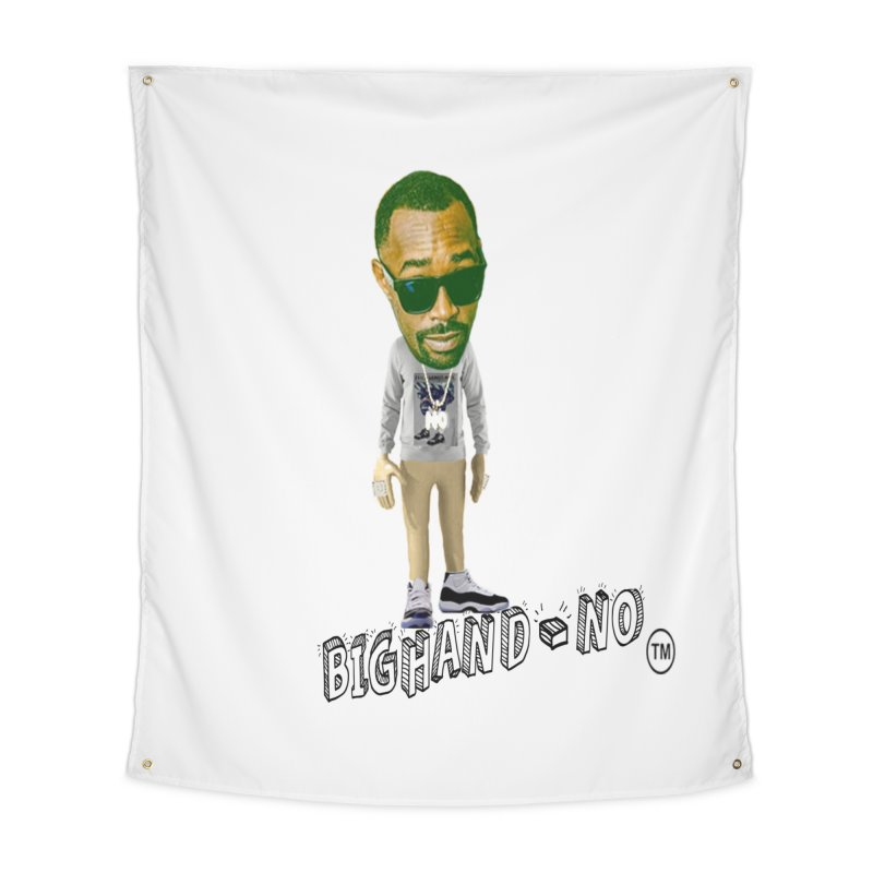 Unreleased Exclusive Cartoon Home Tapestry by BIGHAND-NO's Artist Shop