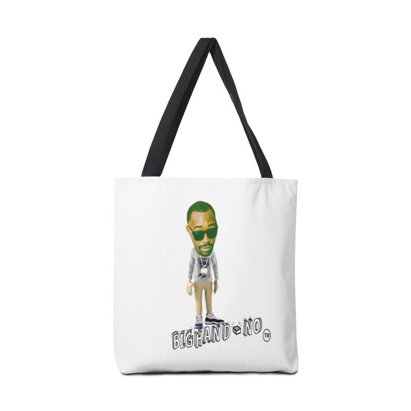 Unreleased Exclusive Cartoon Accessories Bag by BIGHAND-NO's Artist Shop