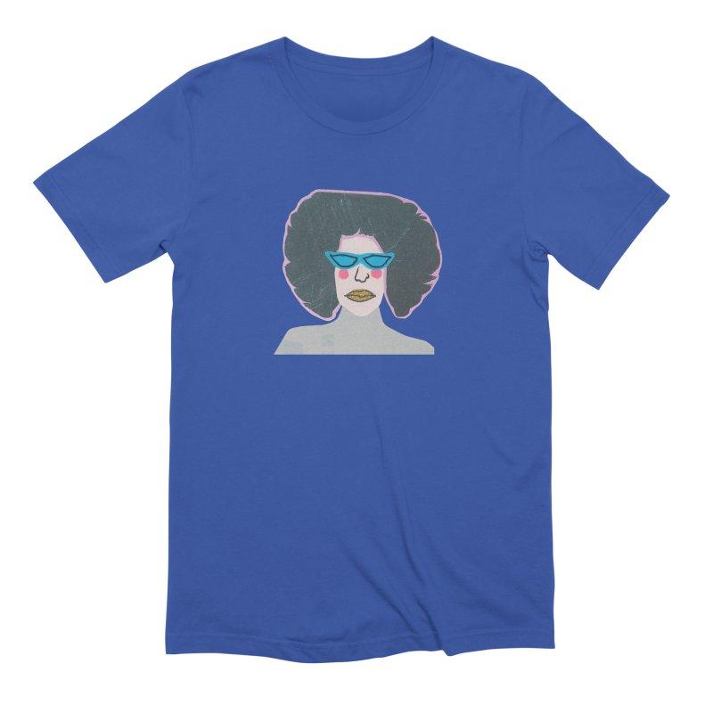 Hello Glitter Lips Men's T-Shirt by bighdesigns artist shop