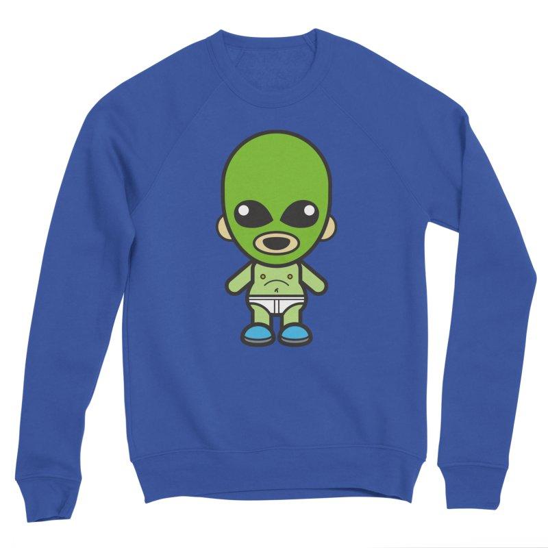 Alien (Cosplay Love™) Men's Sweatshirt by Big Head Productions Artist Shop