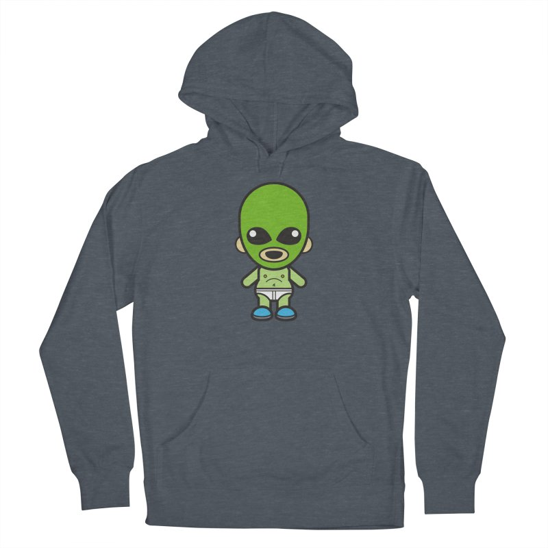 Alien (Cosplay Love™) Women's Pullover Hoody by Big Head Productions Artist Shop