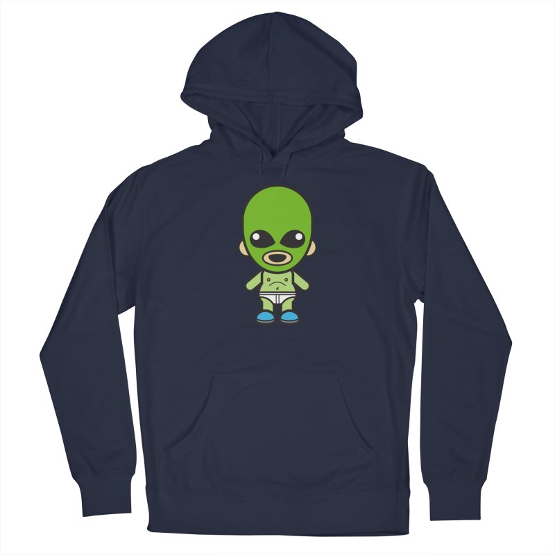 Alien (Cosplay Love™) Men's Pullover Hoody by Big Head Productions Artist Shop