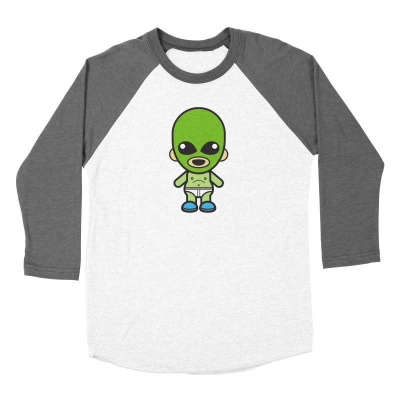 Alien (Cosplay Love™) Women's Longsleeve T-Shirt by Big Head Productions Artist Shop