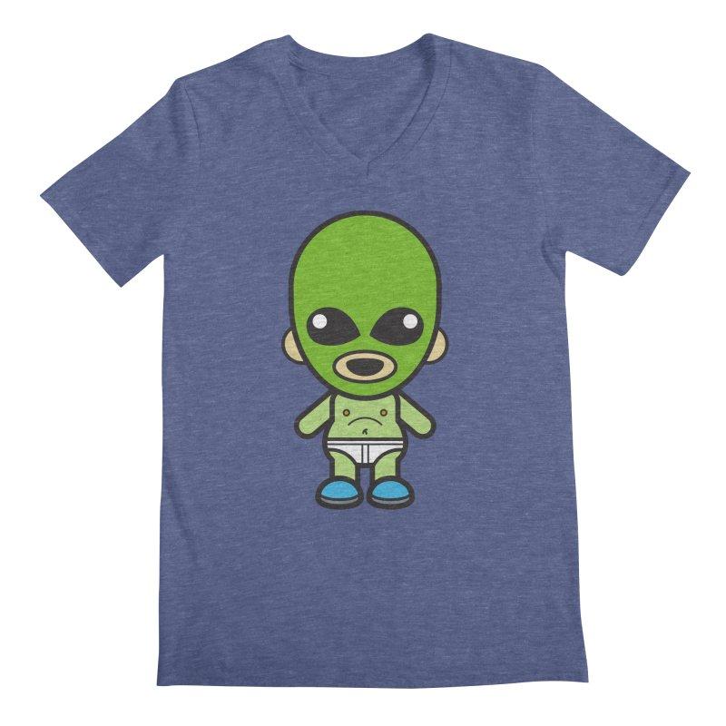 Alien (Cosplay Love™) Men's V-Neck by Big Head Productions Artist Shop