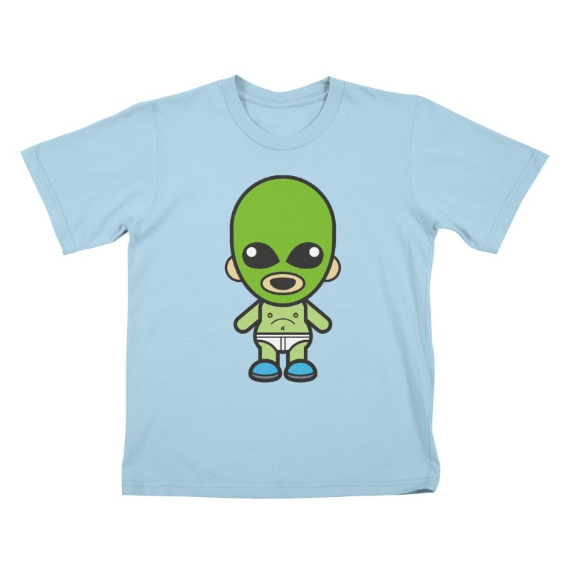 Alien (Cosplay Love™) Kids T-Shirt by Big Head Productions Artist Shop