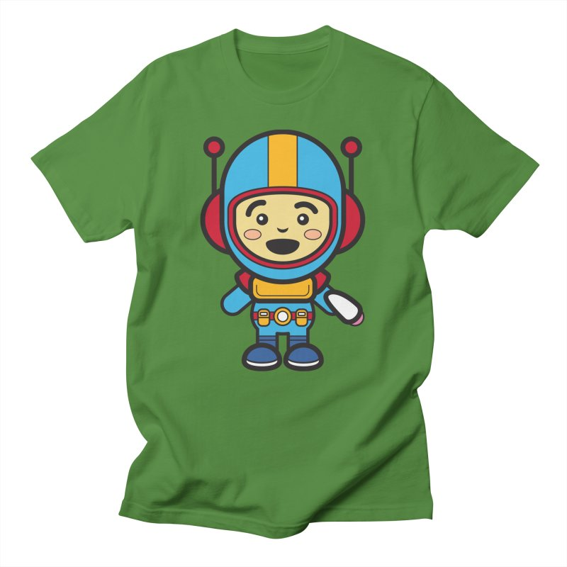 Spaceman (Cosplay Love™) Men's T-Shirt by Big Head Productions Artist Shop