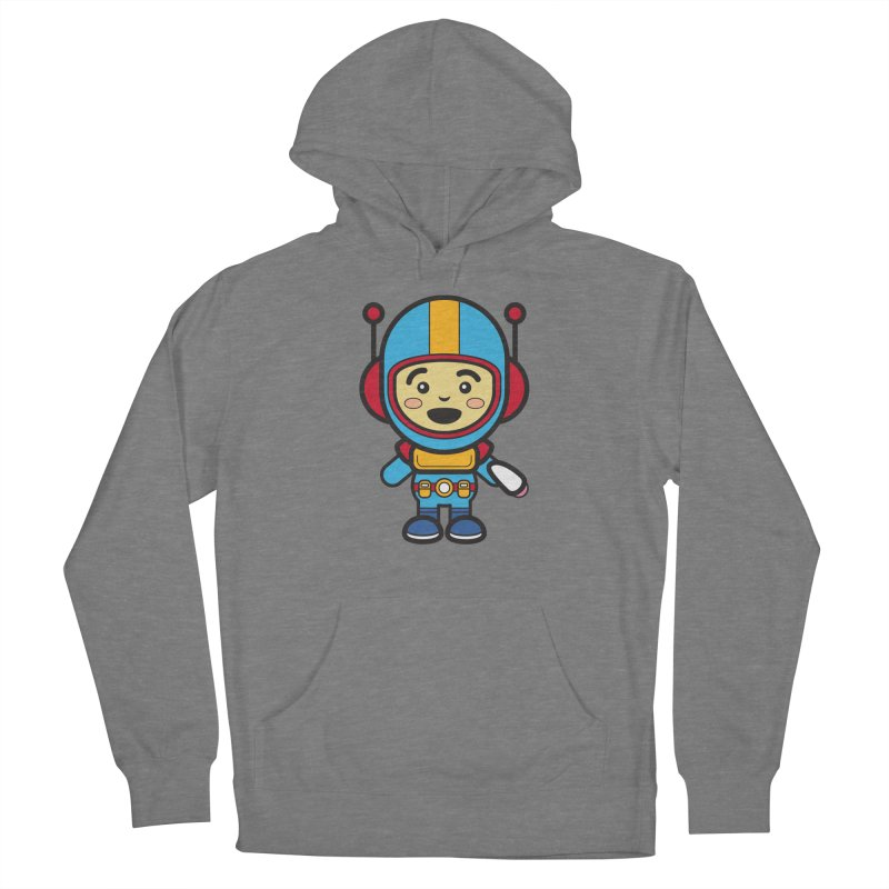Spaceman (Cosplay Love™) Women's Pullover Hoody by Big Head Productions Artist Shop