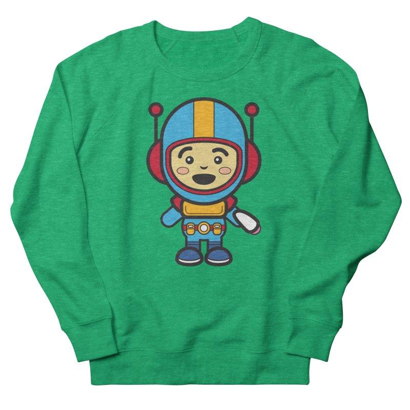 Spaceman (Cosplay Love™) Women's Sweatshirt by Big Head Productions Artist Shop