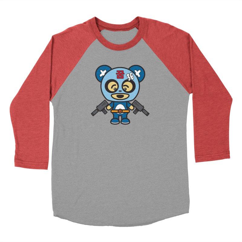 Wasteland Panda, boy (Cosplay Love™) Men's Longsleeve T-Shirt by Big Head Productions Artist Shop