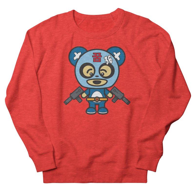 Wasteland Panda, boy (Cosplay Love™) Men's Sweatshirt by Big Head Productions Artist Shop