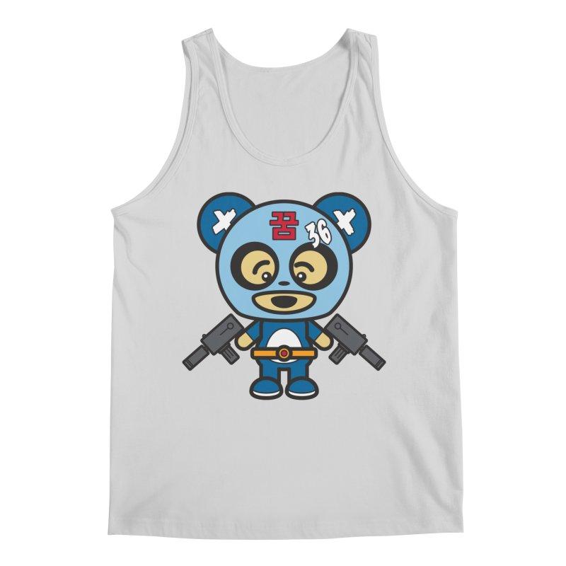 Wasteland Panda, boy (Cosplay Love™) Men's Tank by Big Head Productions Artist Shop