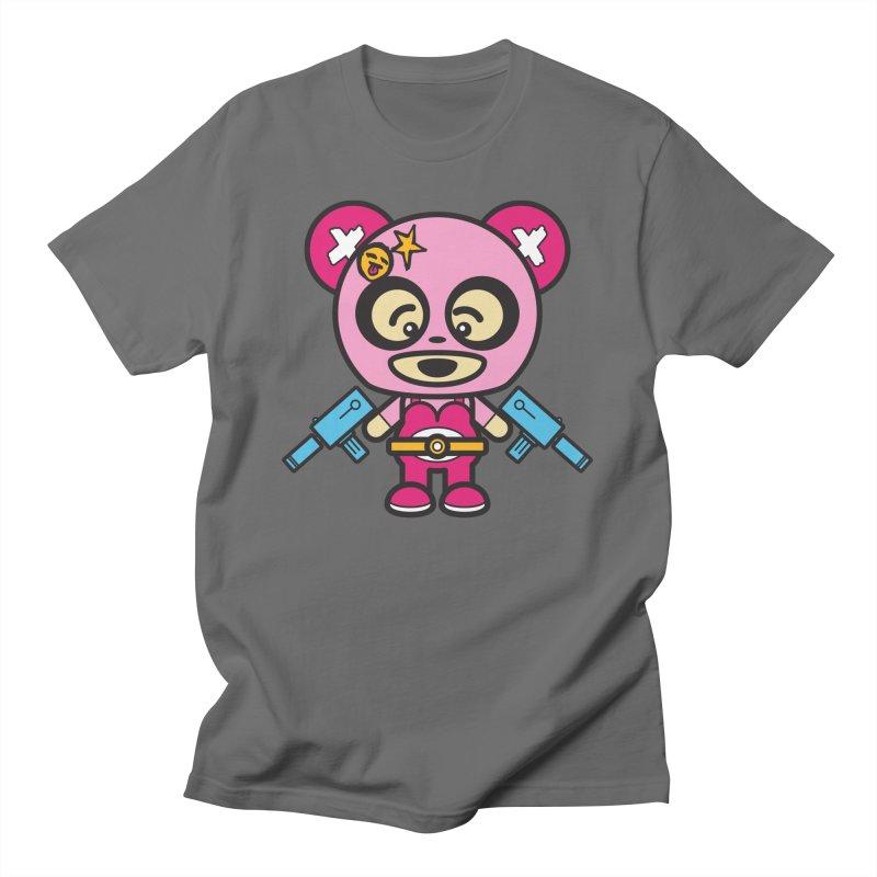 Wasteland Panda, girl (Cosplay Love™) Men's T-Shirt by Big Head Productions Artist Shop